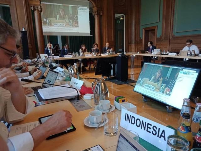 "Indonesia Ajak MAG IGF PBB Membaca Kembali ""IGF 2013 - Bali"" (181534)"