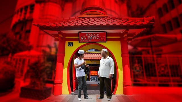 KONTEN SPESIAL: Cover Muslim Tionghoa