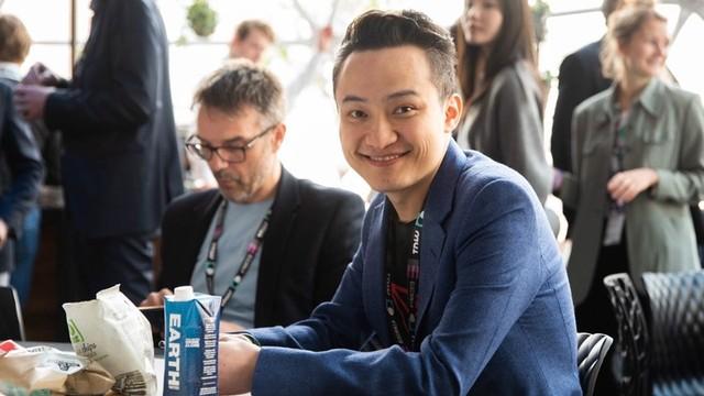Founder & CEO Tron Foundation, Justin Sun