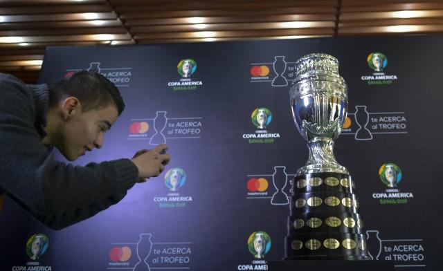 Trofi Copa America
