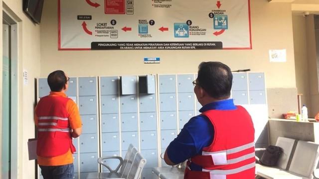 Ombudsman Republik Indonesia gelar sidak ke Rutan KPK