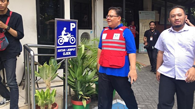 Ombudsman Republik Indonesia sidak ke Puskesmas Setia Budi