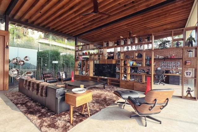 9 Inspirasi Rak Pemisah Ruangan yang Keren untuk Rumah Anda (154214)