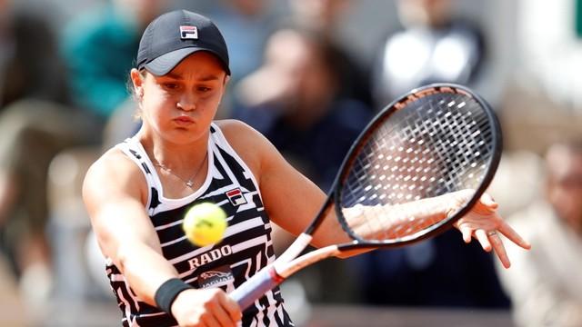 Ashleigh Barty Juara Prancis Terbuka 2019 (202851)