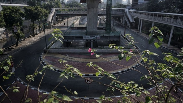 Essai Foto, Jakarta Sepi