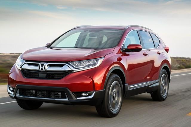 Honda CR-V Produksi 2019 Di-recall, Jumlahnya Capai 137 Ribu Unit (53052)