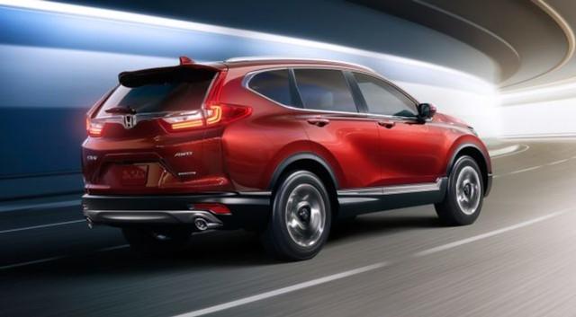 Honda CR-V Produksi 2019 Di-recall, Jumlahnya Capai 137 Ribu Unit (53053)