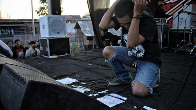 Foto: Halalbihalal Ala Anak Punk (21834)
