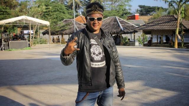 Foto: Halalbihalal Ala Anak Punk (21824)