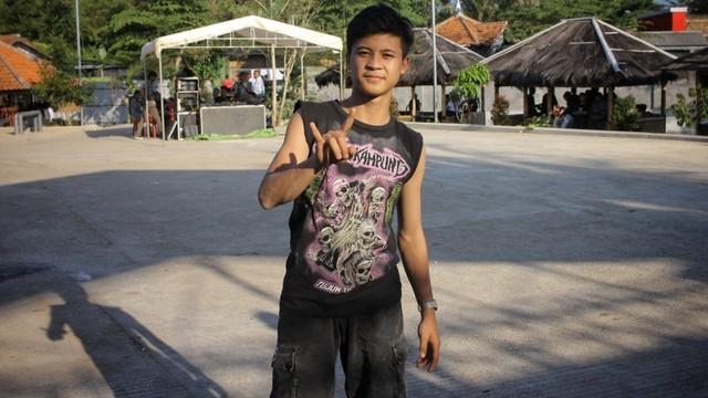 Foto: Halalbihalal Ala Anak Punk (21828)