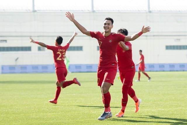 M. Rafli, Penyerang Timnas U-23 Indonesia