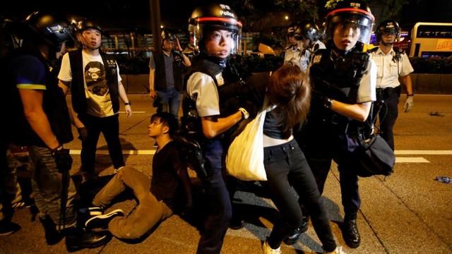 Walau Diprotes Massa, Pemimpin Hong Kong Tolak Batalkan RUU Ekstradisi (73364)
