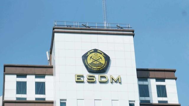 Ilustrasi Gedung ESDM