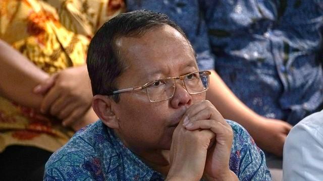 Pimpinan KPK Curhat ke Komisi III: Jangan Terlalu Sering Marahi Kami (120180)