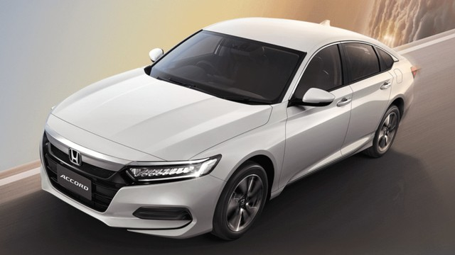 Honda Accord Turbo >> Honda Accord Turbo Melenggang Di Giias 2019 Kumparan Com