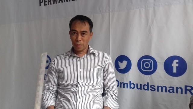 Konflik Bupati-Wabup Kotabaru, Ombudsman Kalsel Panggil Sayed Jafar (59947)