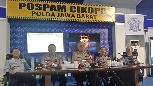Polisi: 65 Persen Pemudik Sudah Kembali ke Jakarta (865803)