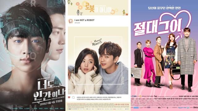 Rekomendasi drama Korea bertema robot
