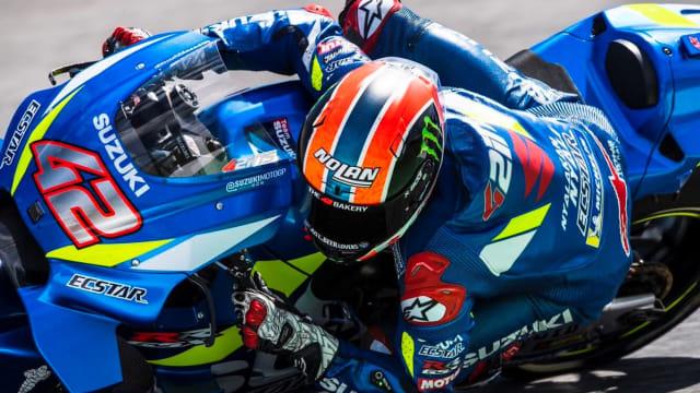 Spesifikasi Suzuki GSX-RR yang Antar Alex Rins Juara GP Aragon (58746)