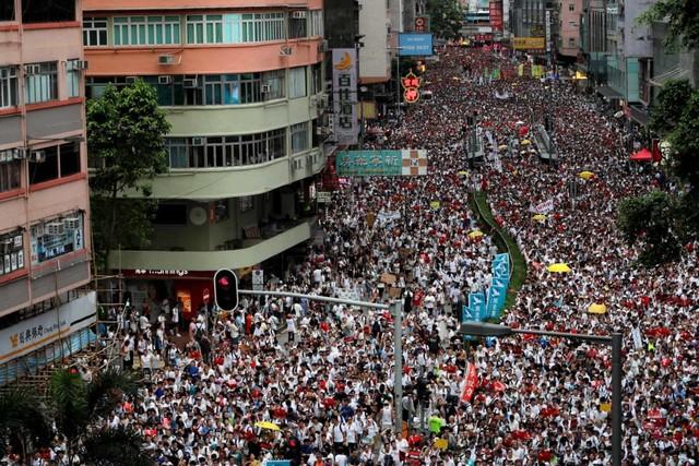 Protes di Hongkong, Ekstradisi (NOT COVER)