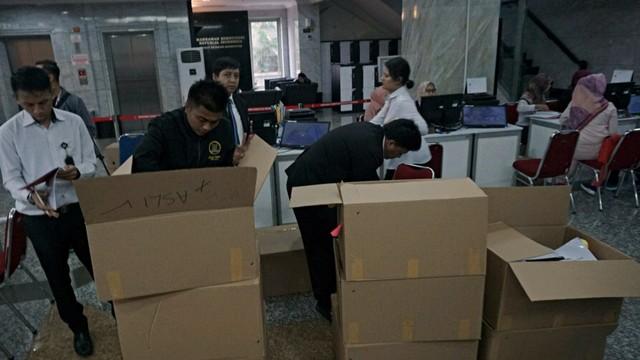 Pemeriksaan berkas perkara Perselisihan Hasil Pemilihan Umum (PHPU) 2019