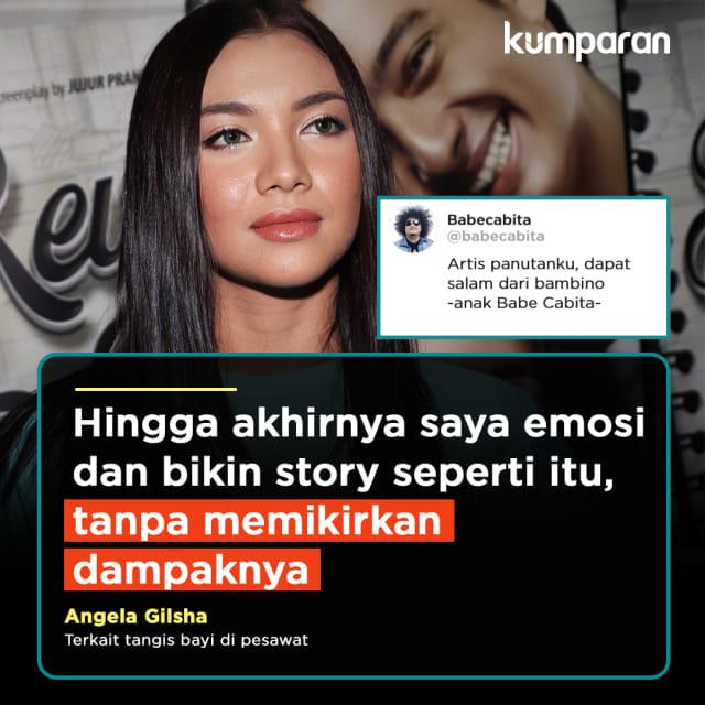 Krispi Quote Angela Gilsha