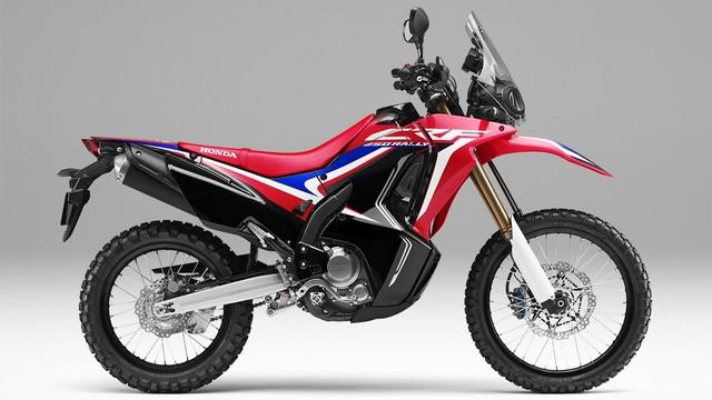 Duo Honda CRF250 Punya Tampilan Baru, Ini Bocorannya (83351)