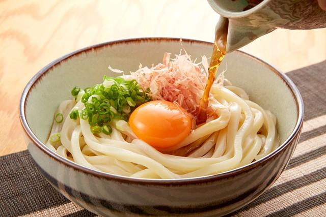 Ilustrasi Udon