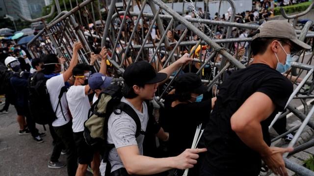 Protes di Hong Kong, RUU Ekstradisi