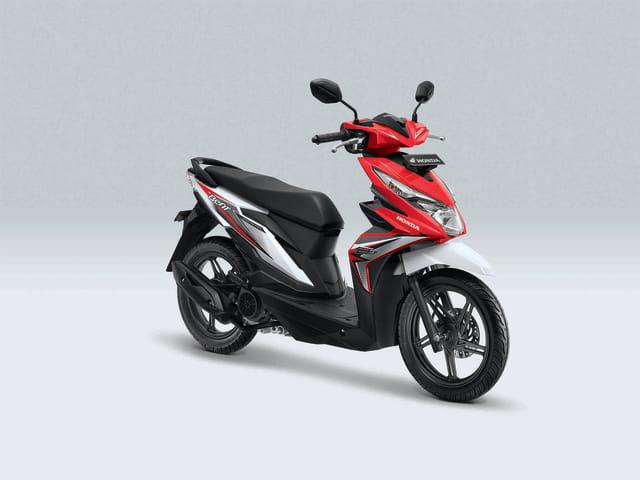 Otomotif, sepeda motor, honda, skutik, 110 cc