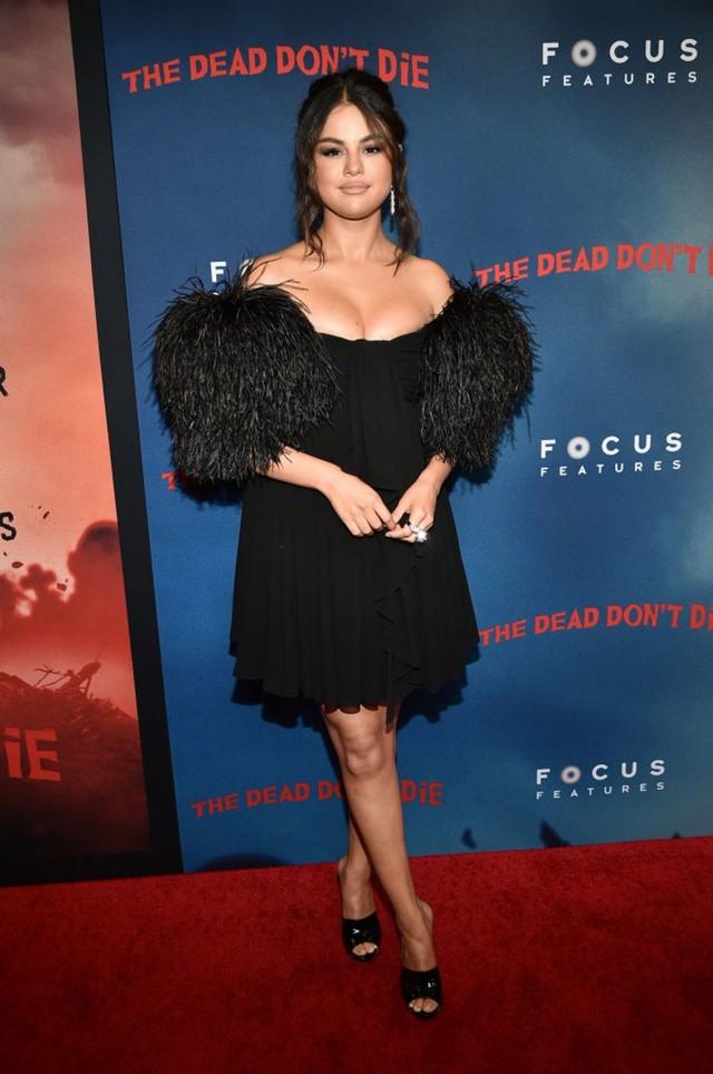 (NOT COVER) Selena Gomez, Premier Film The Dead Don't Die