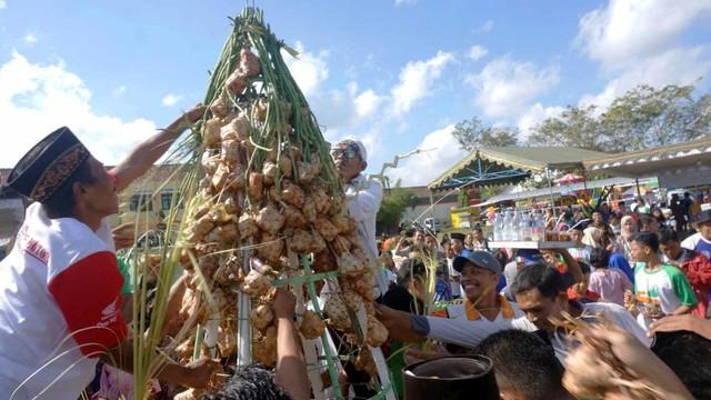Tradisi Lebaran di Trenggalek, Jawa Timur, Lebaran Ketupat