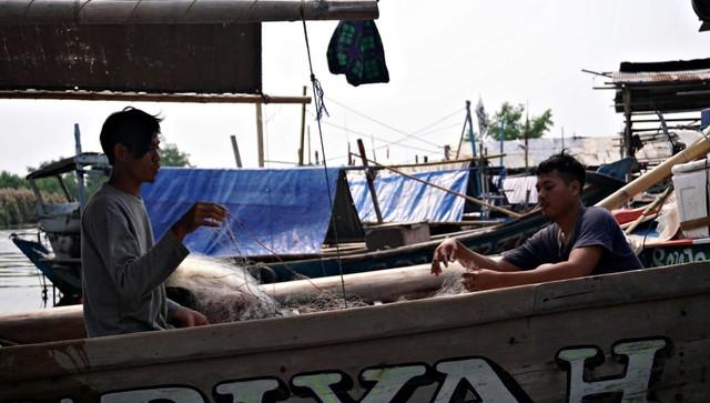 Nelayan Muara Angke, Jakarta Utara