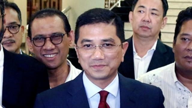 Menteri Ekonomi Malaysia, Mohamed Azmin Ali