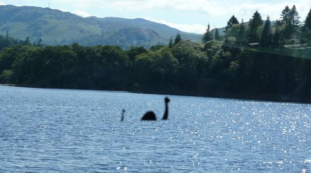 Nessie, sih Monster Loch Ness