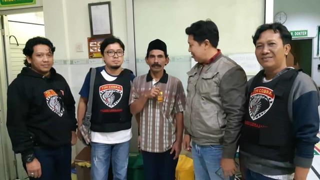 Hori Bin Suari, pria asal Lumajang, Jawa Timur, yang gadaikan istrinya