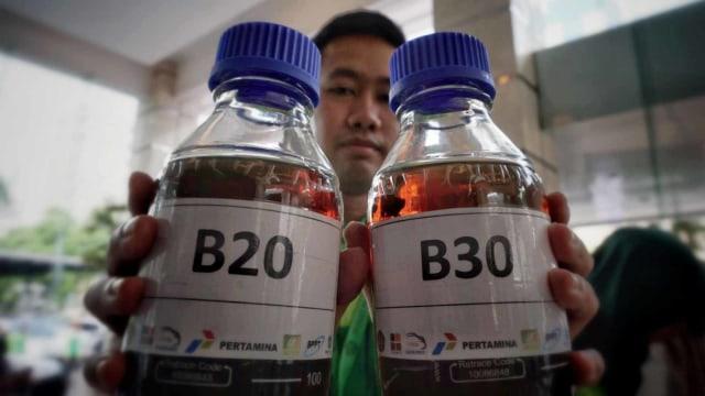 Road Test Biodiesel B30
