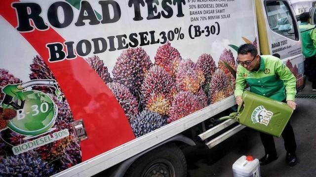 Konsumsi BBM Turun, Penyerapan Biodiesel Hanya 8,46 Juta KL di 2020 (24926)