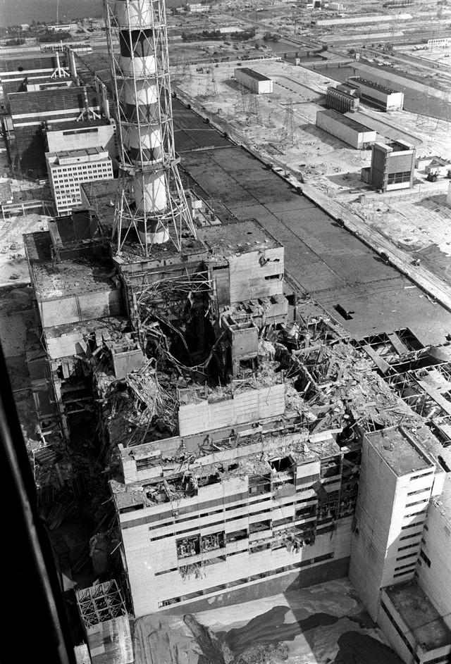 Chernobyl, Ukraina, Soviet