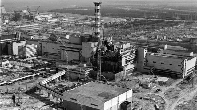 Reaktor Nuklir Chernobyl Membara Lagi, Bisa Picu Ledakan (121605)