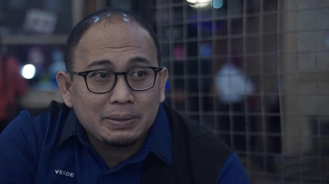 Lipsus Prabowo Menggugat, Andre Rosiade