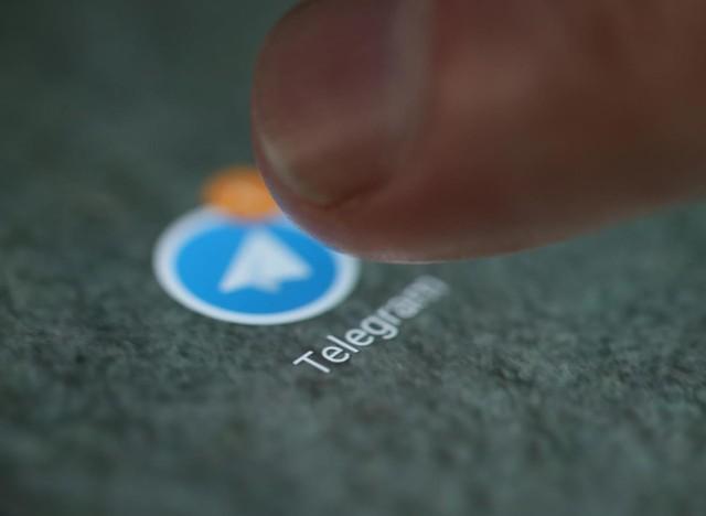 Telegram Foto Reuters