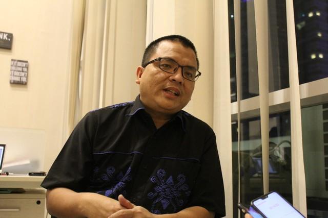 Denny Indrayana Siap Maju dalam Pilgub Kalimantan Selatan (129698)