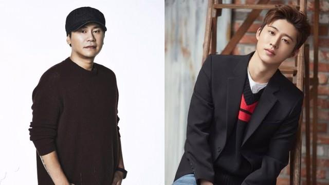 Yang Hyun Suk, B.I iKON