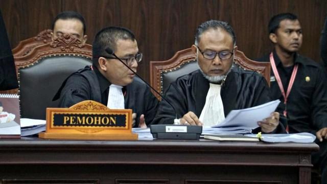 Mahkamah Konstitusi, BPN