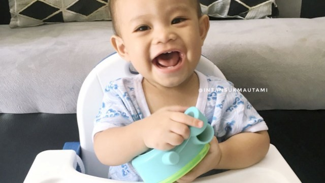 Review Brother Max Milk Powder Dispenser by Mom Intan