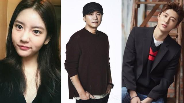 Han Seo Hee, Yang Hyun Suk, B.I iKON