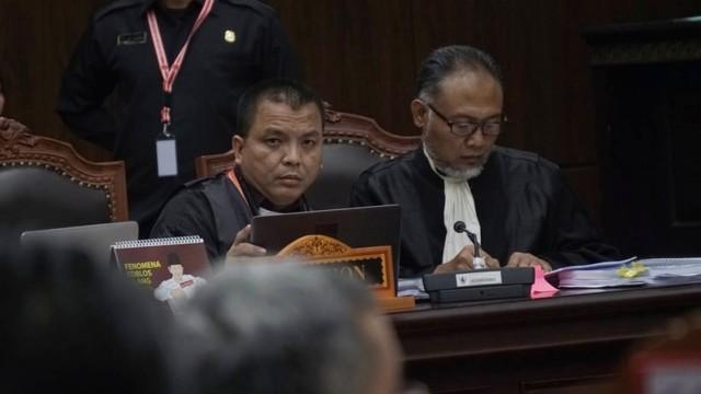 Mahkamah Konstitusi, sidang perdana PHPU Pilpres 2019