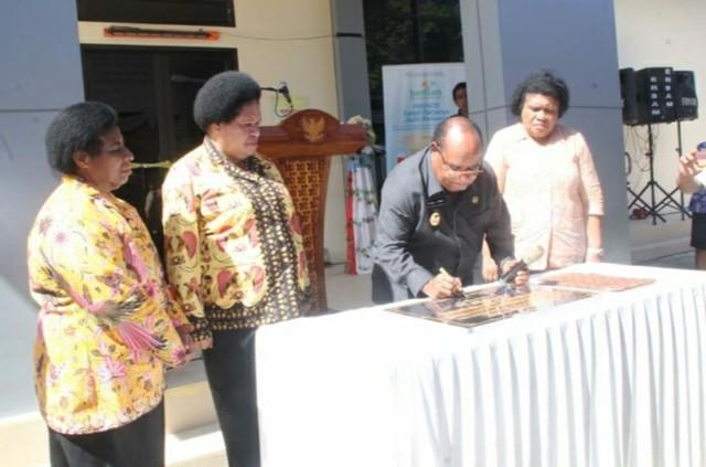 62 Organisasi Tekan Kekerasan Perempuan dan Anak di Kota Sorong (482)