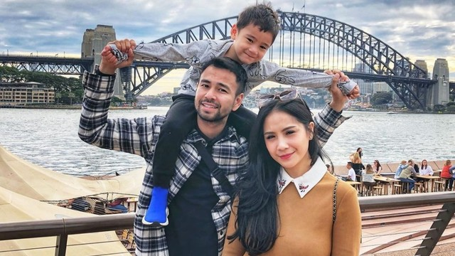 Foto: Keseruan Liburan Raffi Ahmad dan Keluarga di Australia (233330)